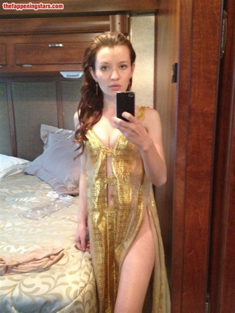 Emily Browning Sexy Nude The Fappening 2019 Leaked Photos
