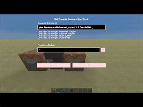 How To Make A Knockback Stick In Minecraft Bedrock Edition